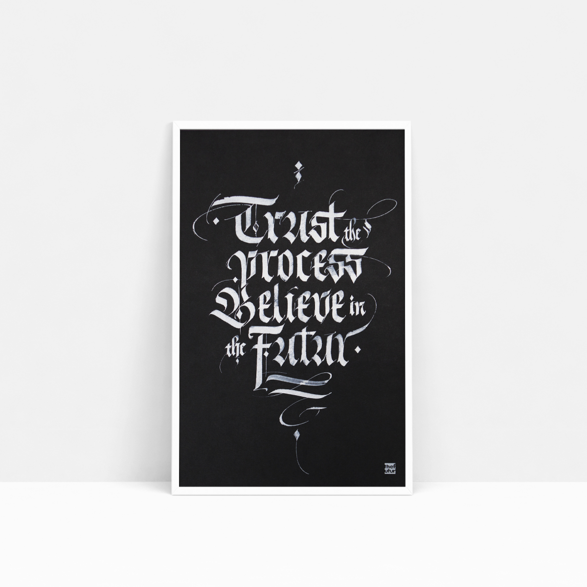 Lettering Print Bundle - The Futur